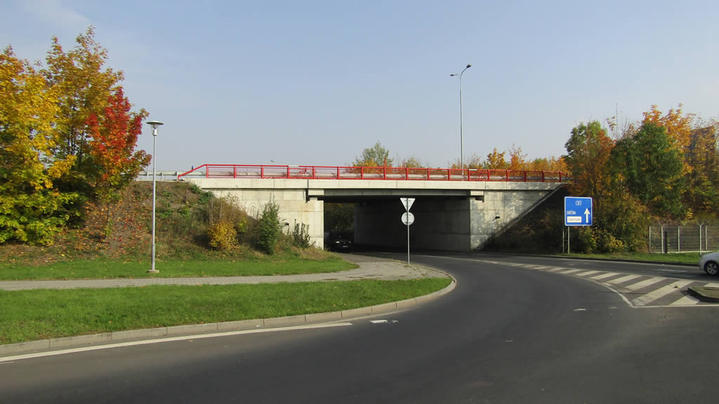 I/8 Teplice, Most ev.č. 8-053A.1 A 8-053A.2