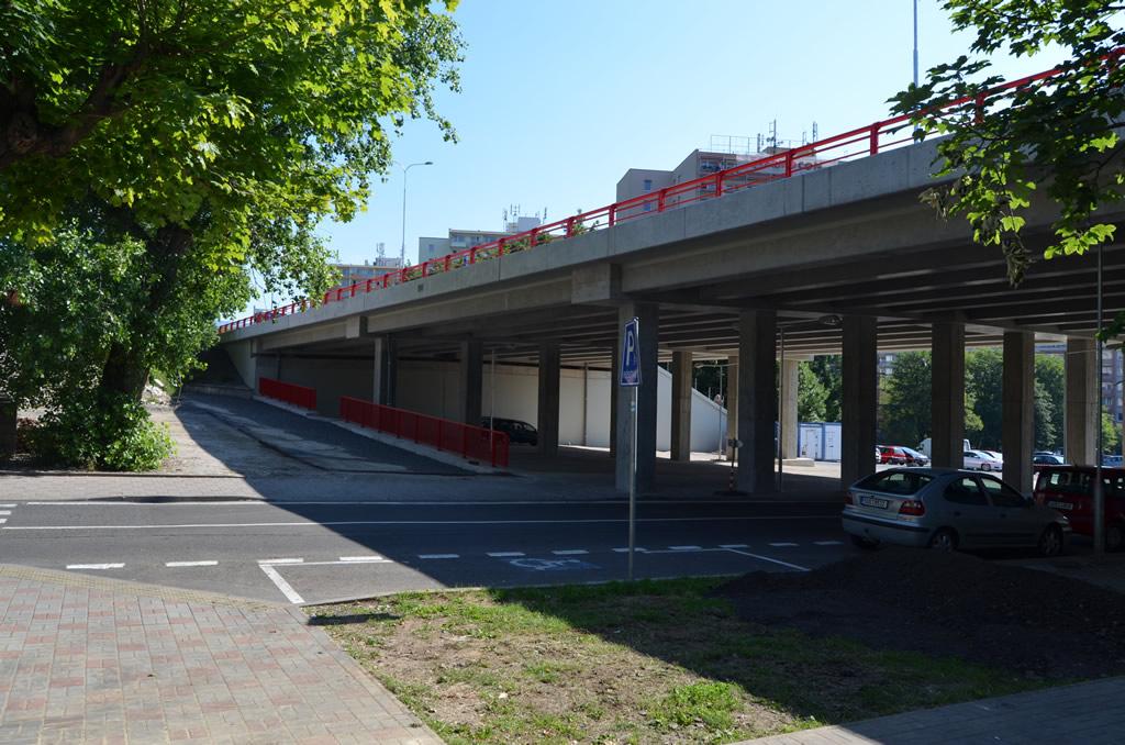 I/8 Teplice, most ev.č. 8-052.1 (052.2)