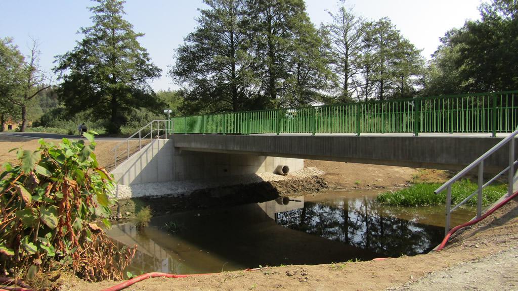 III/3814 Mírovka - Most ev. č. 03814-1
