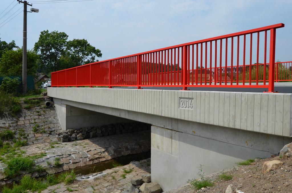 Modernizace mostu ev. č. 193-004 Borek