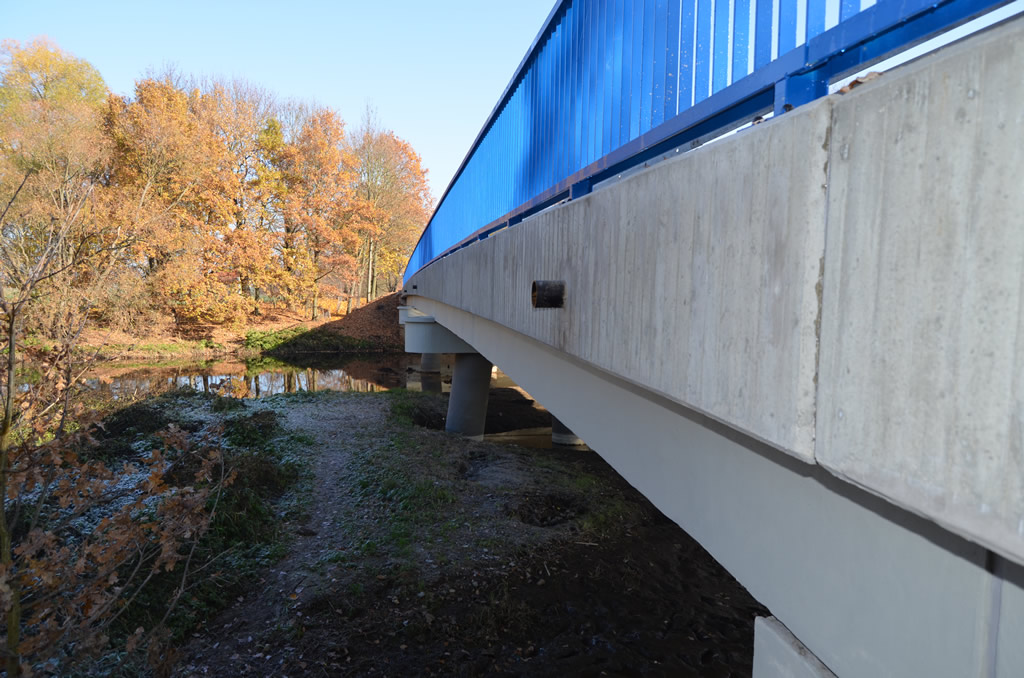 Modernizace mostu ev. č. 212 26-3 Vokov