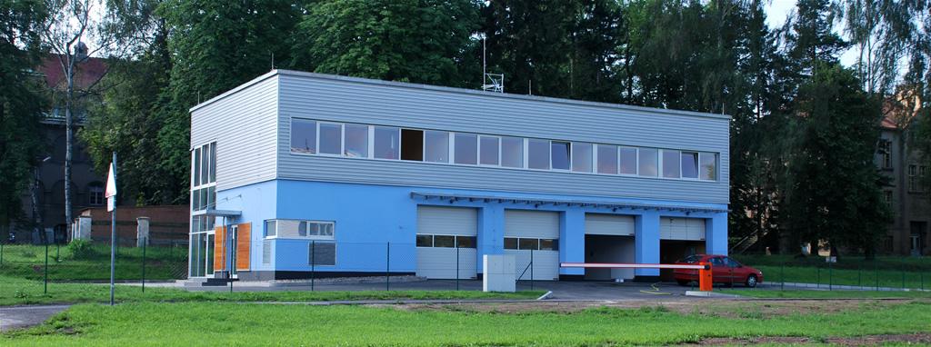 Zdravotnická zachranná stanice Rumburk